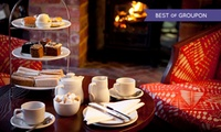4* Afternoon Tea for Two or Four at Mercure Letchworth Hall Hotel (Up to 47% Off)