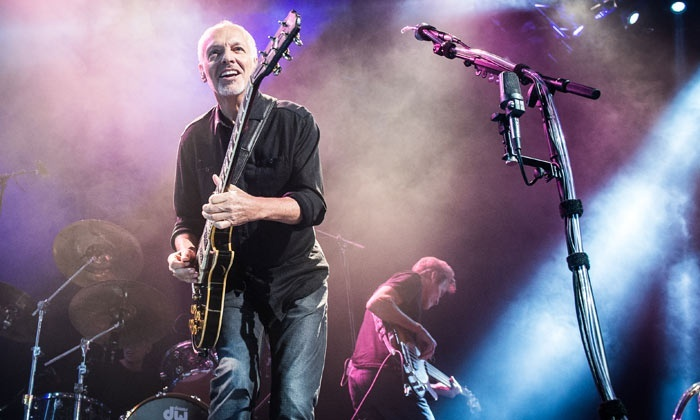 Peter Frampton & The Doobie Brothers - Sands Bethlehem Events Center: Peter Frampton & The Doobie Brothers on July 15 at 8 p.m. (Up to 69% Off)