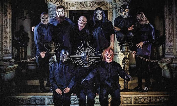 Slipknot - Bold Sphere Music at Champions Square: Slipknot at Bold Sphere Music at Champions Square on Thursday, April 30, at 8 p.m. (Up to 35% Off)