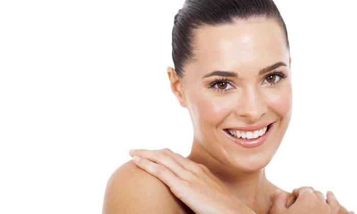 B. Indulgent Skin Essentials - University World: $32 for $65 Groupon — B. Indulgent Skin Essentials