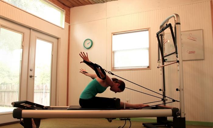 Gardenhouse Pilates - Cherry Creek: Up to 78% Off 3 or 5 Private Pilates Reformer Classes  at Gardenhouse Pilates