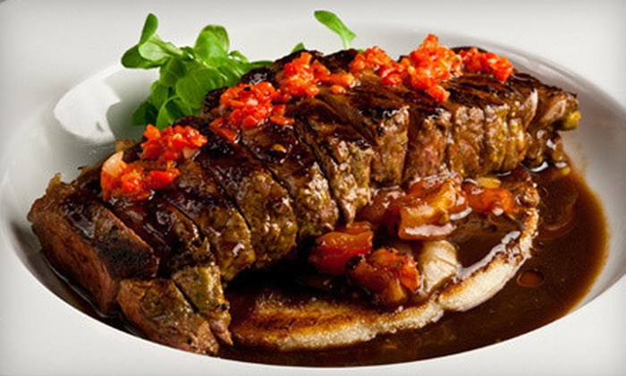 The Copacabana - Theater District - Times Square: $50 Worth of Latin Cuisine