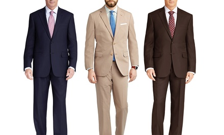 Braveman Men's 2-Piece Suits