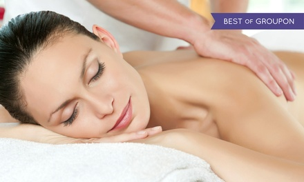 Massages or Rejuvenation Facials at Therapeutic Massage Techniques (Up to 70% Off). Three Options Available.