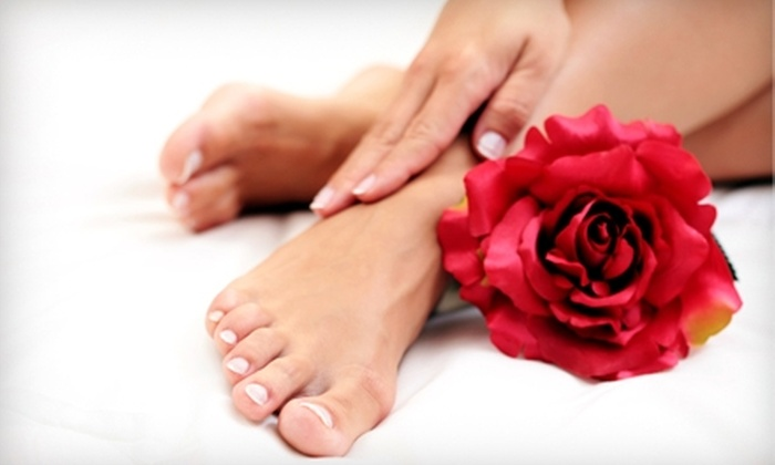 BodyScience Tranquility - Callingwood South: $59 for a Mani-Pedi at BodyScience Tranquility ($120 Value)