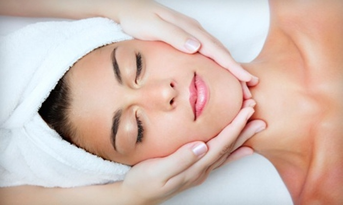The Spa on Oak - Near North Side: Spa Package with Facial and Massage for One or Two at The Spa on Oak (56% Off)