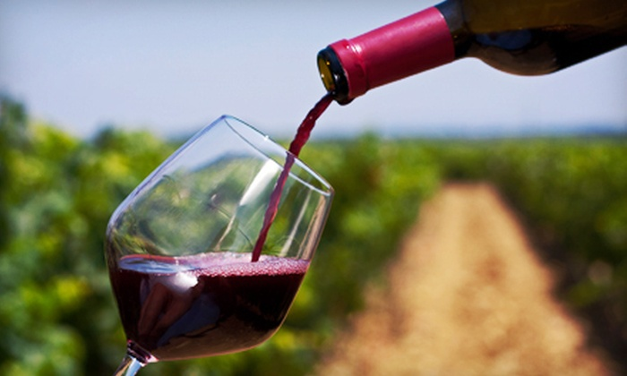Niagara Fun Tours - Multiple Locations: Niagara Wine Country Summer Wine Tour for One or Two from Niagara Fun Tours (Up to 68% Off)