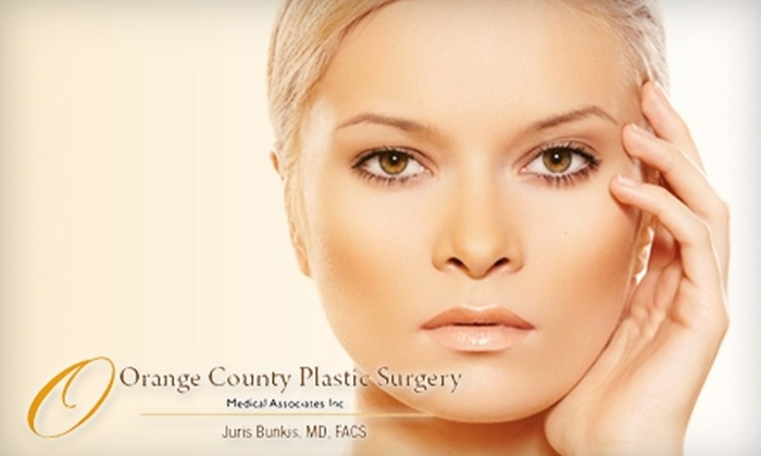Orange County Plastic Surgery - Rancho Santa Margarita: $49 for a Dermaplaning Facial at Orange County Plastic Surgery in Rancho Santa Margarita  ($130 Value)