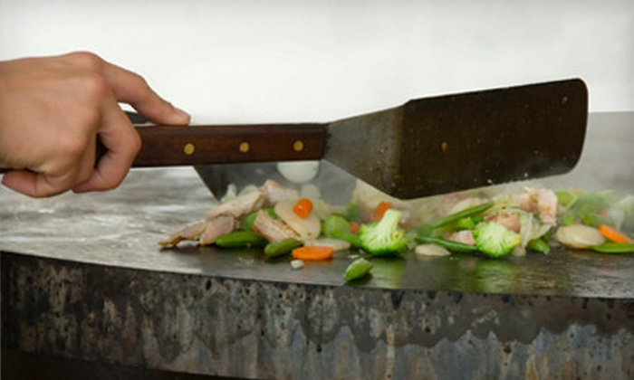 Aki Da Japanese Seafood House - The Beaches: $25 for $50 Worth of Japanese Fare at Aki Da Japanese Seafood House
