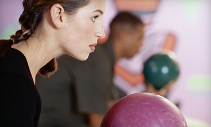 Pin Center Bowl - Cleburne: $20 for a Two-Hour Bowling Outing with Shoe Rental for Up to Six at Pin Center Bowl in Cleburne (Up to $50.60 Value)