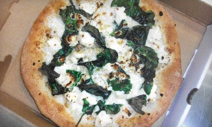 The Wild Tomato Pizzeria - Colonial Park: $5 for $10 Worth of Italian Fare at The Wild Tomato Pizzeria