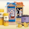 Half Off Candles, Organic Fabric Care, and Sleepwear