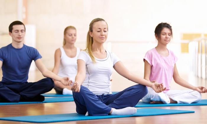 Daytona International Wellness Center - Daytona Beach: 10 Yoga Classes at Daytona Wellness Center (75% Off)