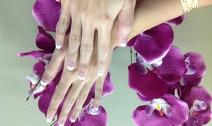 Regal Nails: A Spa Manicure and Pedicure from Regal Nails (50% Off)