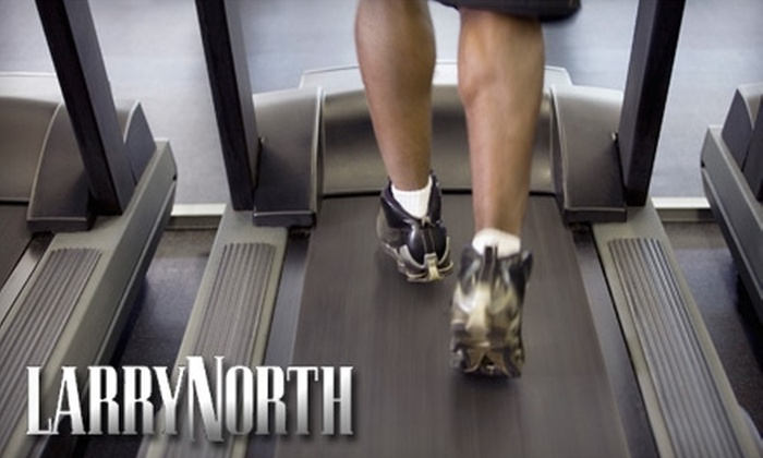 Larry North Fitness - Multiple Locations: $59 for Two One-Hour Training Sessions and One Month of Unlimited Classes at Larry North Fitness (Up to $275 Value)