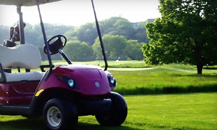 Hidden Valley Golf Course - Brandon: $17 for Golf for Two at Hidden Valley Golf Course (Up to $34 Value)