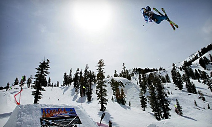 San Francisco Ski & Snowboard Festival Presented by SnowBomb - Marina: Admission for One, Two, or Four to the San Francisco Ski & Snowboard Festival from SnowBomb