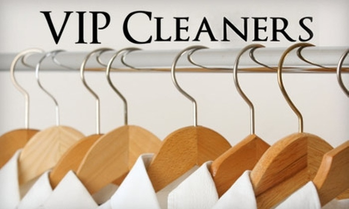 VIP Cleaners - East Louisville: $20 for $40 Worth of Laundry and Dry-Cleaning Services at VIP Cleaners