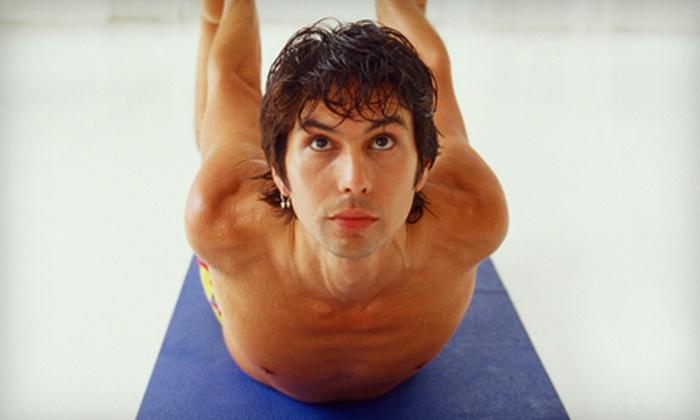 Bikram Yoga Phoenix - Windsor Square: $29 for One Month of Unlimited Hot-Yoga Classes at Bikram Yoga Phoenix ($160 Value)