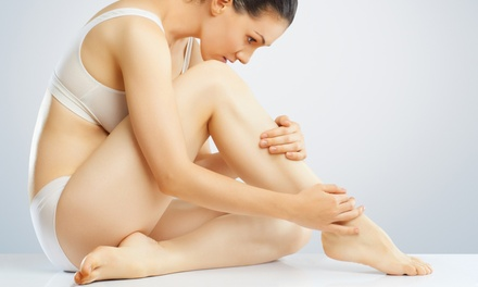 Six Laser Hair-Removal Treatments on a Small, Medium, or Large Area at Canadian Laser Clinic (Up to 82% Off)