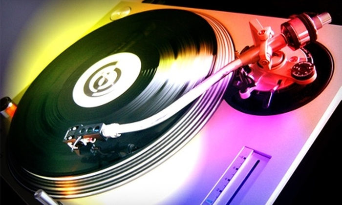 Orange County Turntable Institute - Fountain Valley: $25 for a One-Hour Introductory Turntable Course at Orange County Turntable Institute in Fountain Valley ($50 Value)