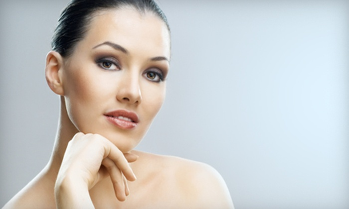 Agape Day Spa - Town Creek: $99 for Three Laser Hair-Removal Treatments at Agape Day Spa in New Braunfels ($567 value)