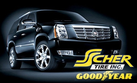 Scher Tire Goodyear - Scher Tire Goodyear in Long Beach