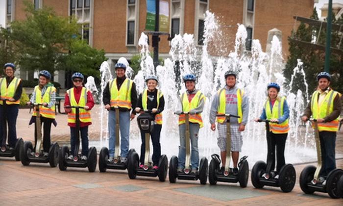 Dayton Segway Tours - Midtown Dayton: 90-Minute Guided Segway Tour for One or Two from Dayton Segway Tours