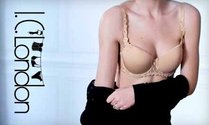 I.C. London - Multiple Locations: $19 for $40 Worth of Designer Lingerie and More at I.C. London