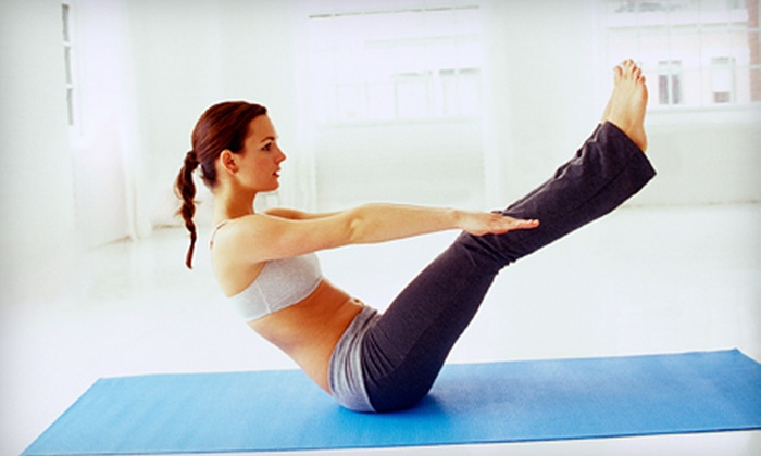 Pilates of Collierville - Collierville: 8 or 16 Pilates or Yoga Classes at Pilates of Collierville (Up to 74% Off)