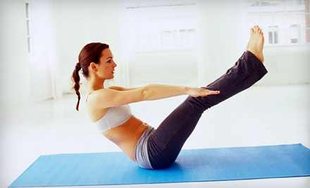 8 Pilates or Yoga Classes (an $85 value) - Pilates of Collierville in Collierville