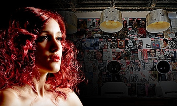 Fluid Hair - Ritchie: $50 for $100 Worth of Salon Services at Fluid Hair