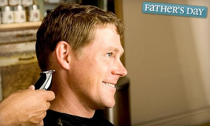 Davidson-Taylor Salon & Day Spa - Lubbock: $12 for Men's Haircut at Davidson-Taylor Salon & Day Spa ($24 Value)