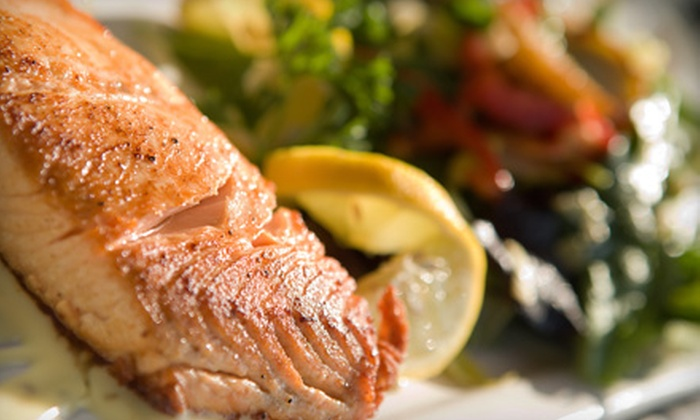 Ciao Pasta & Grill - Oakland Park: $25 for an Italian Dinner for Two at Ciao Pasta & Grill (Up to $51.85 Value)