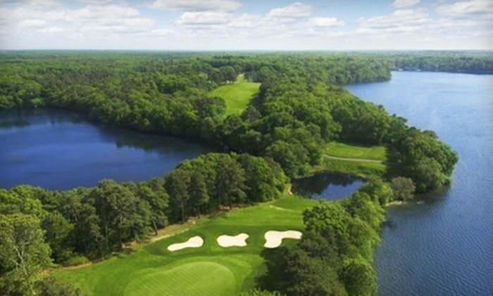 Cape Cod Country Club - Multiple Locations: $40 for 18 Holes of Golf Plus a Cart at Cape Cod Country Club (Up to $74 Value)
