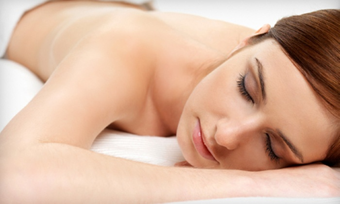 Natural Healing Center - Heather Gardens: 60-Minute Massage with Optional One-Year Massage Membership at Natural Healing Center (Up to 77% Off)