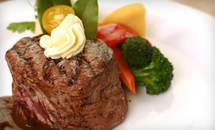 $30 Groupon for Steak-House Fare During Lunch - Prospectors Bar & Grill in Spokane