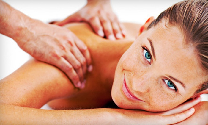 Jolie-Time Therapeutic Massage - Multiple Locations: $49 for a One-Hour Swedish Massage with Aromatherapy at Jolie-Time Therapeutic Massage ($110 Value)