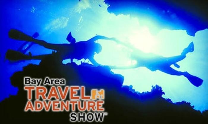 Travel and Adventure Show - Santa Clara: $8 for Admission to the Travel and Adventure Show in Santa Clara ($15 Value)