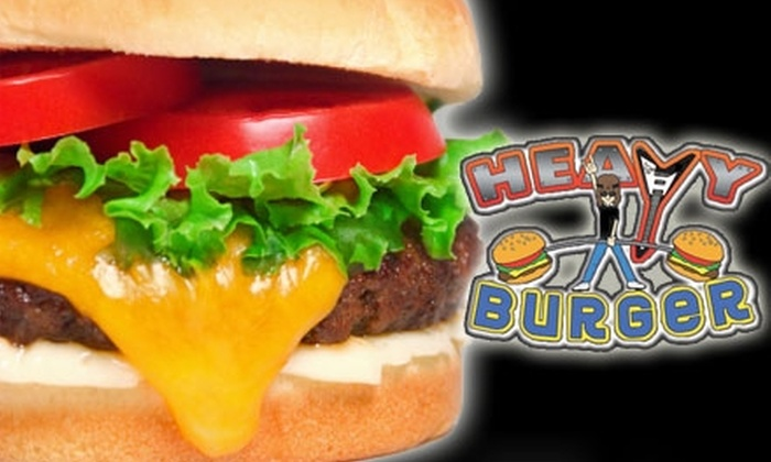 Heavy Burger - Aventura: $10 for $20 Worth of Burgers, Drinks, and More at Heavy Burger in Aventura