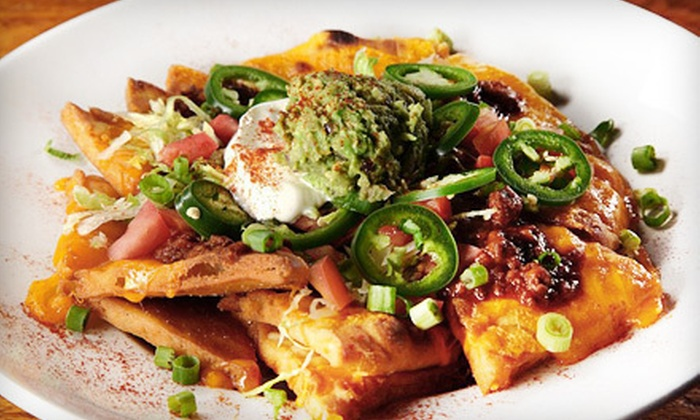 Player's Pub & Grill - Northfield Woods: $10 for $20 Worth of Pub Fare and Drinks at Player's Pub & Grill in Prospect Heights