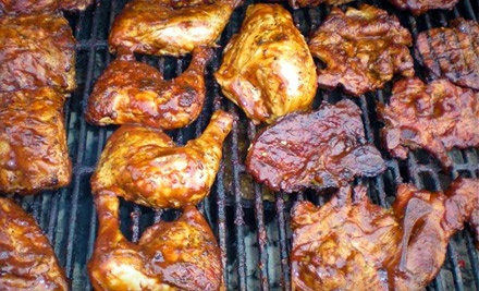 $100 Groupon to Willie B.'s Memphis BBQ Catering - Willie B.'s Memphis BBQ Catering in New Hope