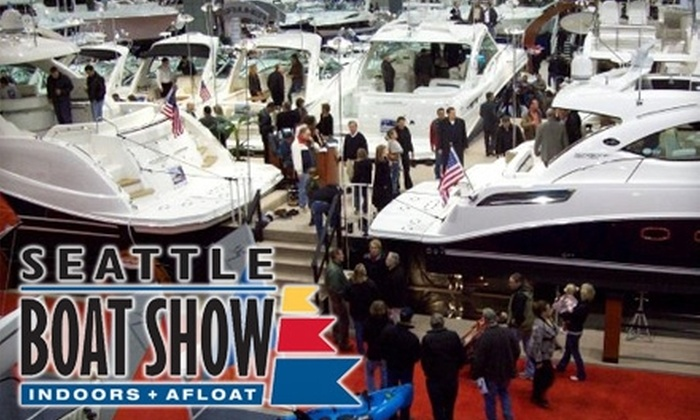 Seattle Boat Show - Multiple Locations: $12 for One Five-Day Pass to the Seattle Boat Show