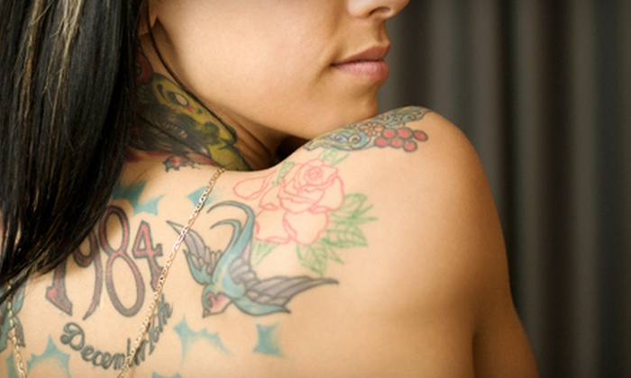 Sketch Pad Tattoos - Summer Trace: $50 for $100 Worth of Tattoos at Sketch Pad Tattoos in Winston-Salem