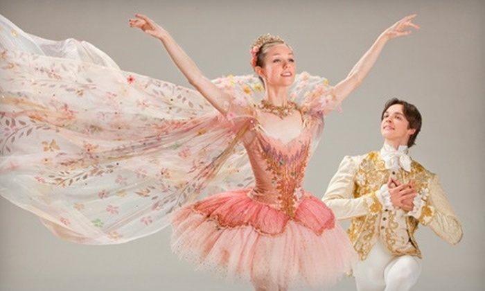 "Ballet Arizona - Downtown Phoenix: One Ticket to See Ballet Arizona's Production of ""Cinderella"" at Symphony Hall. Two Performances Available."