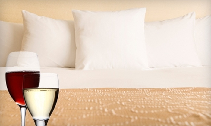 Valiant Vineyards Winery - Vermillion: $149 for Two-Night Stay and Six Bottles of Local Wine at Valiant Vineyards Winery in Vermillion (Up to $341.75 Value)