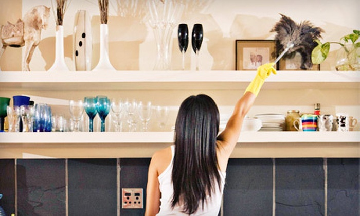 Don't Lift A Finger - Don't Lift A Finger: One, Three, or Five Two-Hour Housecleaning Sessions from Don't Lift A Finger (Up to 79% Off)