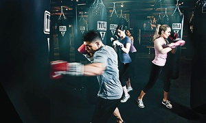 TITLE Boxing Club - Loveland: $15 for Two Weeks of Boxing and Kickboxing Classes with Take-Home Hand Wraps at Title Boxing Club ($57 Value)