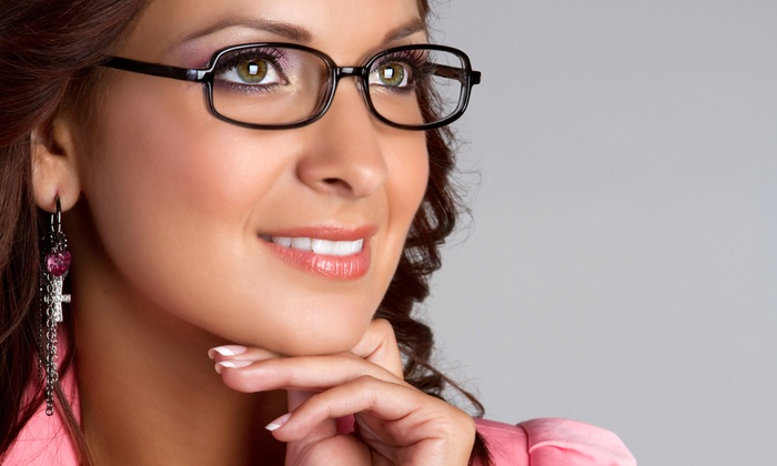 Eye Designs Optometry - Multiple Locations: $109 for Impact-Resistant Lenses, Frames, and Anti-Reflective Treatment at Eye Designs Optometry ($370 Value)