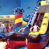 50% Off Pop-In Playtime at Pump It Up